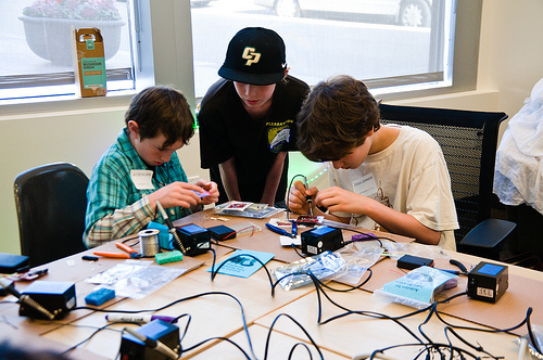 MakerSpaces in Education | Horizon Report 2014