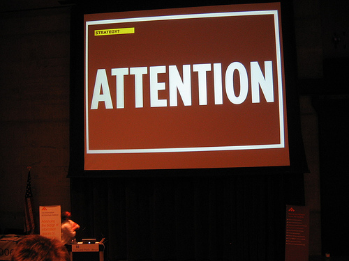 "The ""Attention Method"" for Effective PowerPoint Presentations"