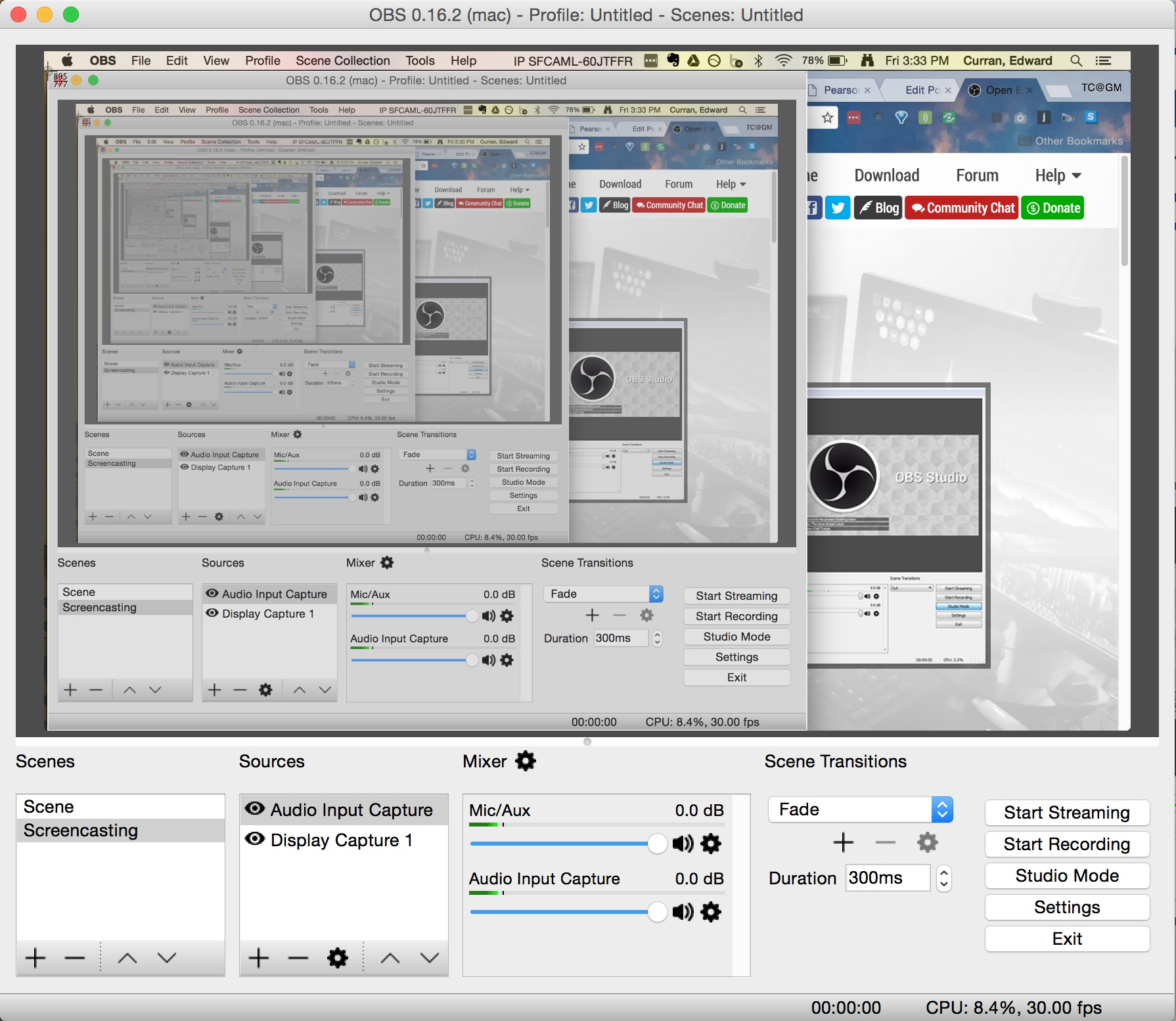 Open Broadcaster Software — The Only Screencasting App You'll Ever Need